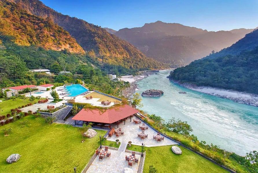 Aloha On The Ganges Image