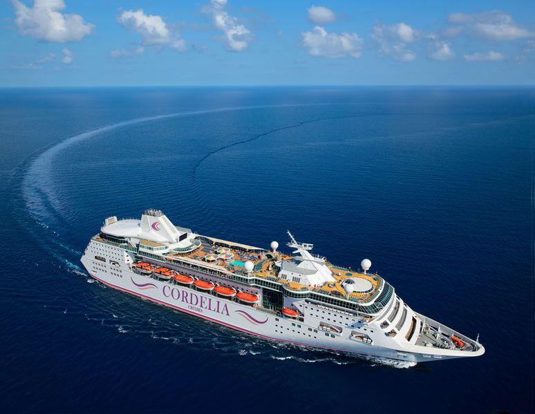 Cordelia Cruise | Mumbai-Diu-Mumbai Image