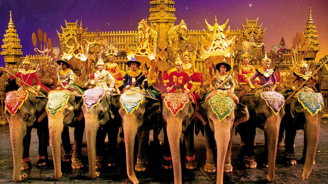 Phuket Fantasea Show Tickets With Transfers Image