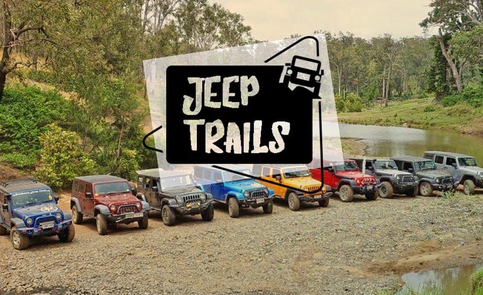 Mandalpatti Jeep Safari Image