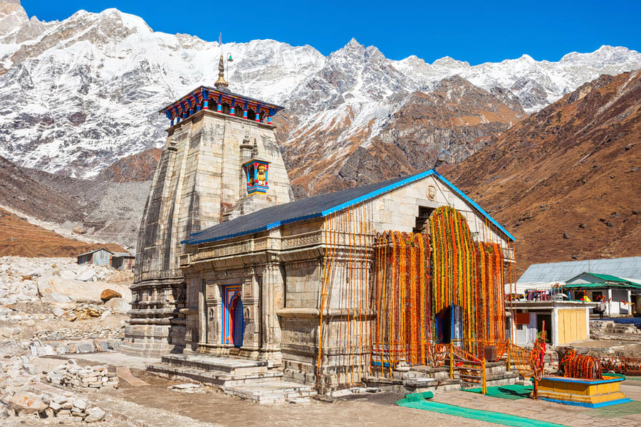 Char Dham Package From Delhi Image
