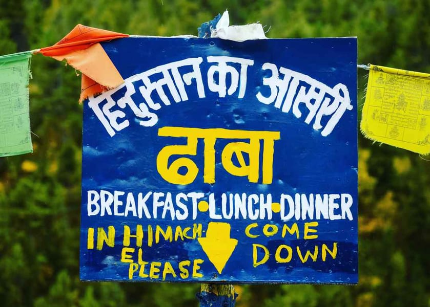 Chandigarh to Spiti Valley Tour Image