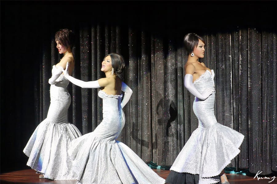 Tiffany's Show Pattaya Ticket Image