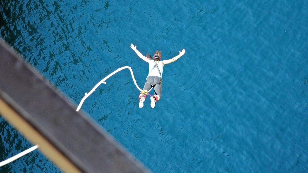 Thrilling Giant Swing in Rishikesh Image
