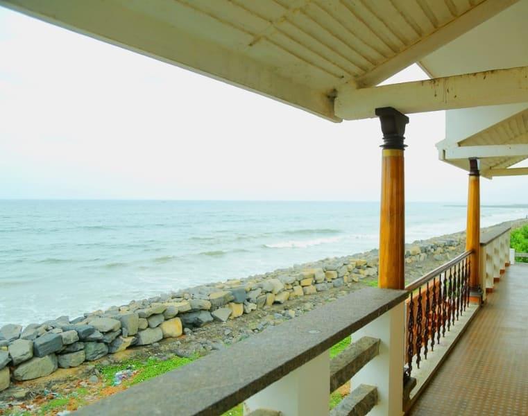 A Serene Beachside Homestay in Pondicherry Image