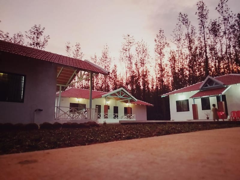 Nature Homestay in Chikmagalur Image