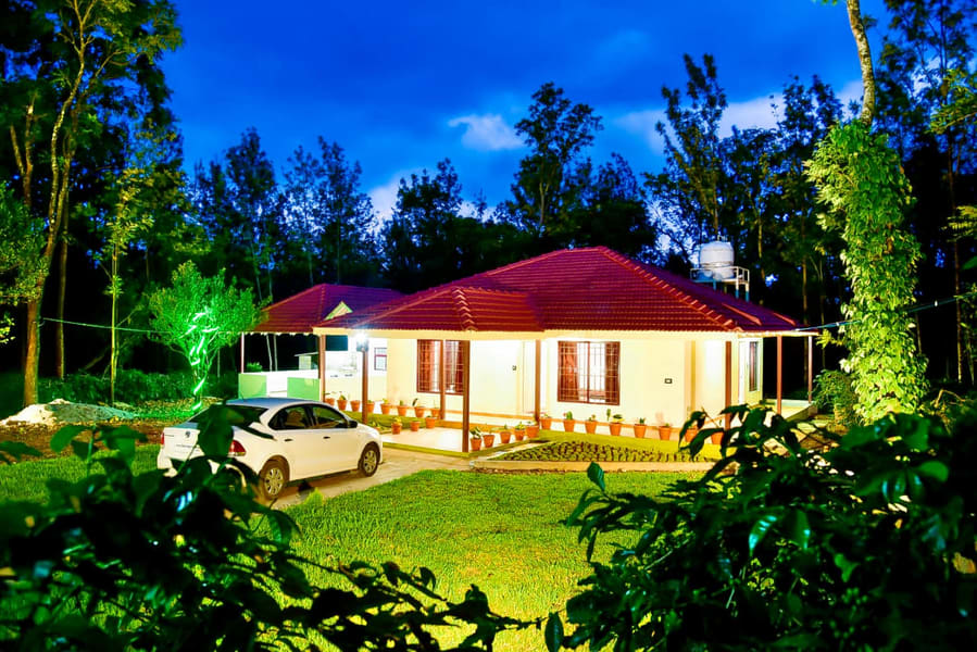 Private Cottage Homestay In Coffee Plantations, Chikmagalur Image