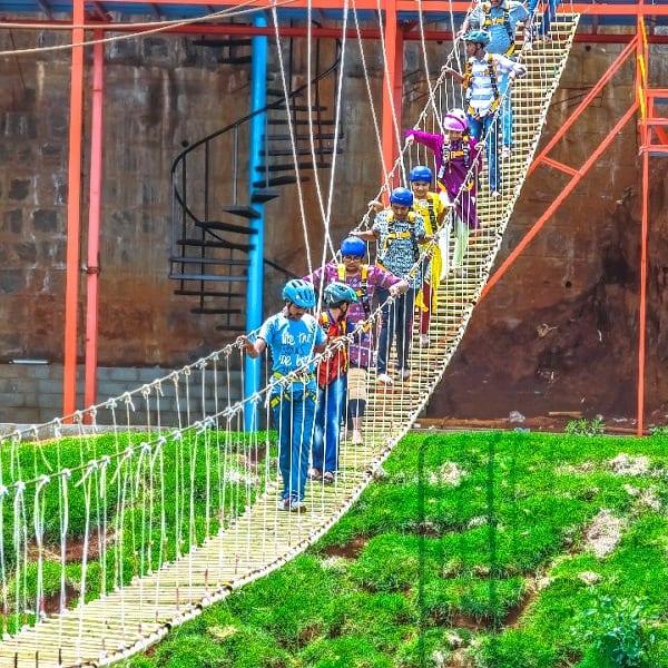 Experiential Sky Bridge in Ooty Image