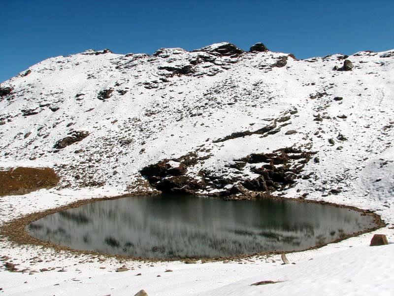 Trek To Bhrigu Lake Image