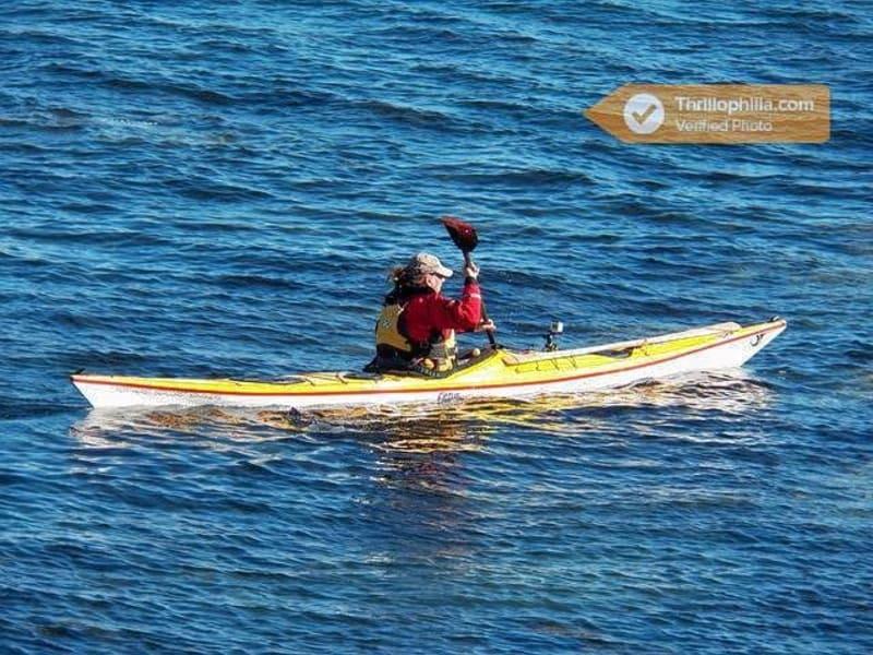 Kayaking In Mumbai Image