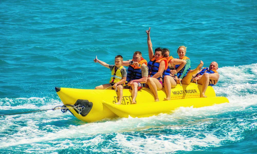 Calangute Beach Water Sports Image