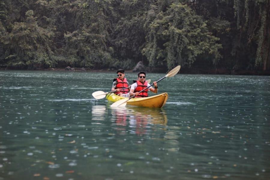 Dandeli Jungle Camping Image
