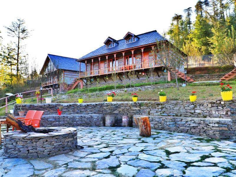 Small Heaven Woods Villa Shimla Staycation Image