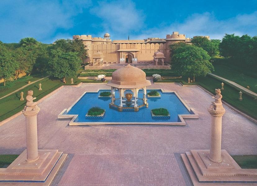 The Oberoi Rajvilas Jaipur Image