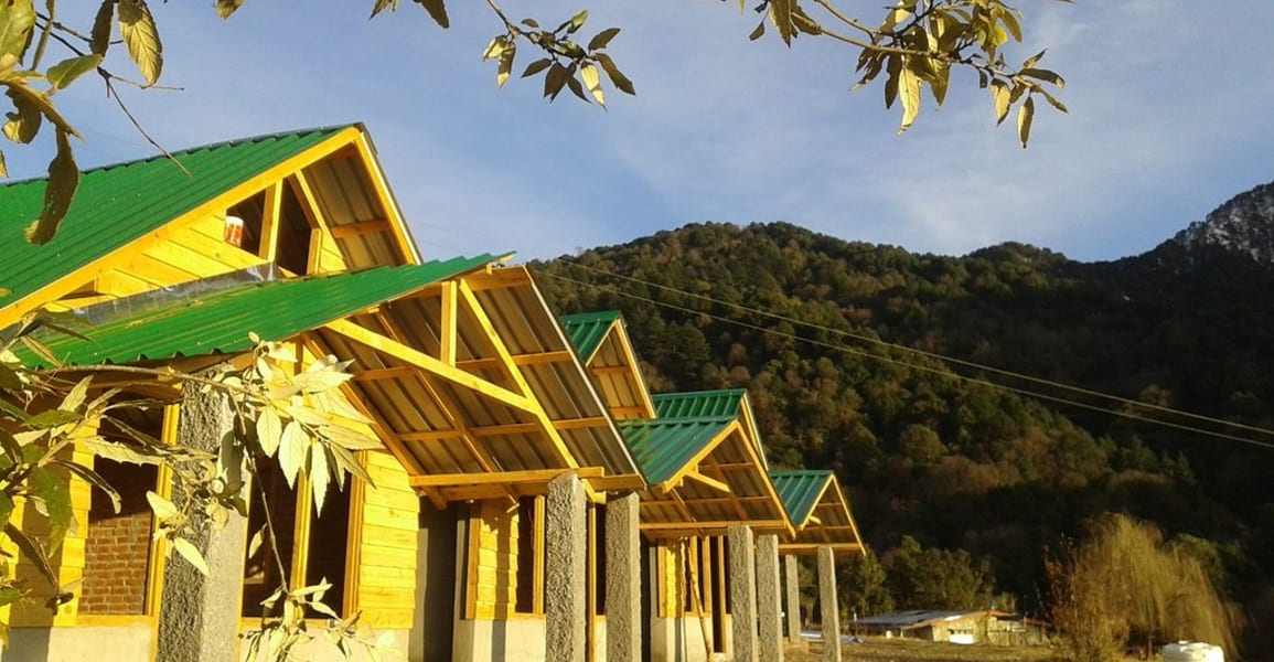 Wooden Cottage Stay In Nainital Image