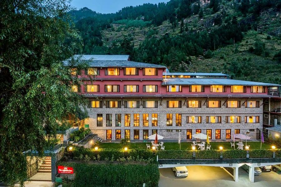 Honeymoon Inn Manali Image