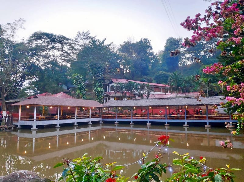 Brahmaputra Jungle Resort Image
