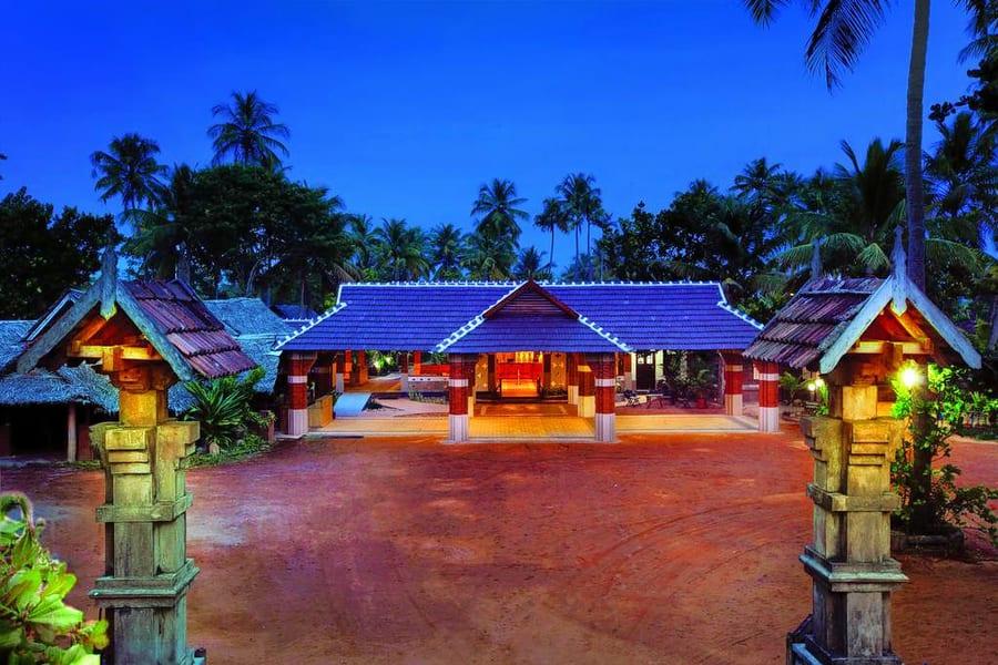 Cherai Beach Resort Image