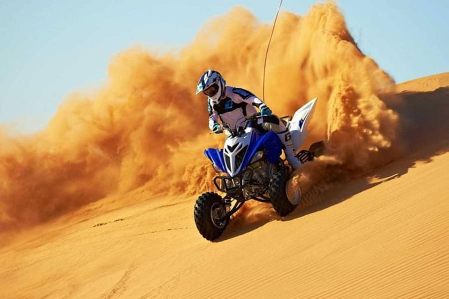Quad Biking Dubai Image