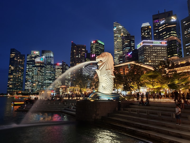 Singapore City Tour Image