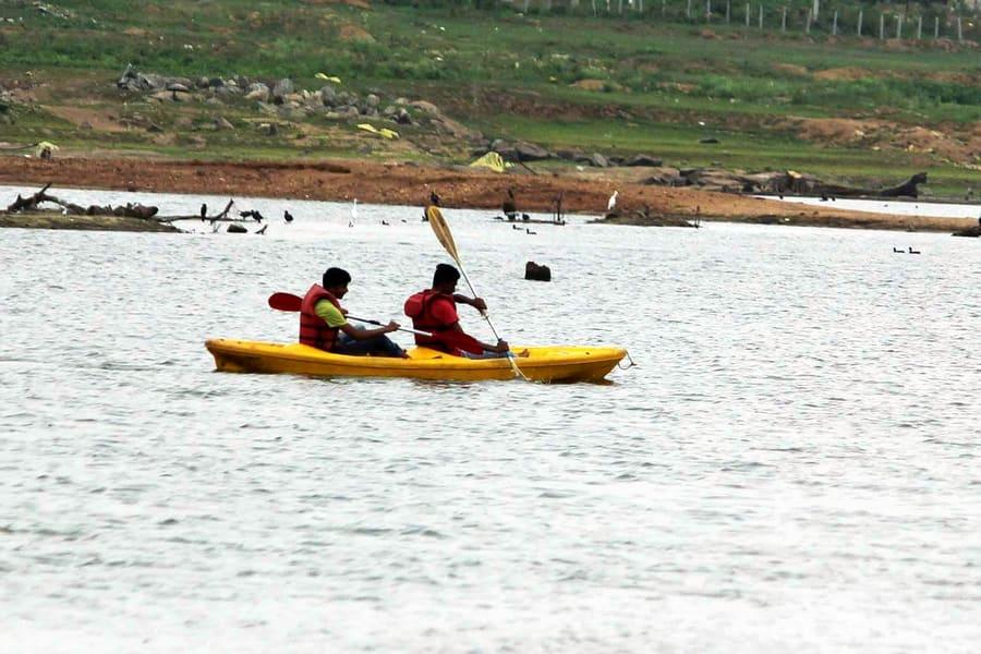 Yagachi Dam Water Sports Image