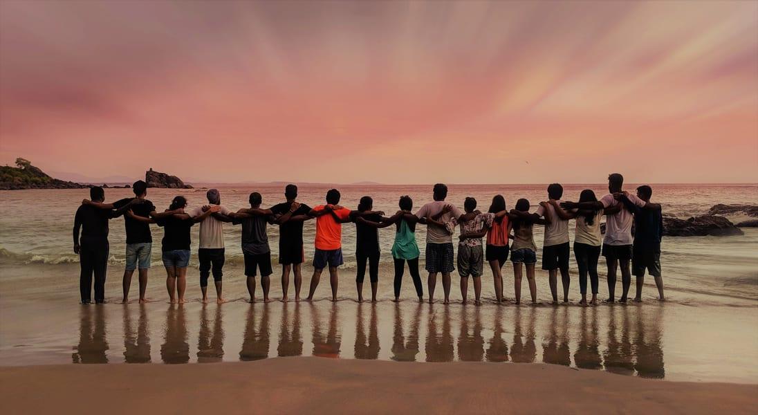 Gokarna Beach Trek Image