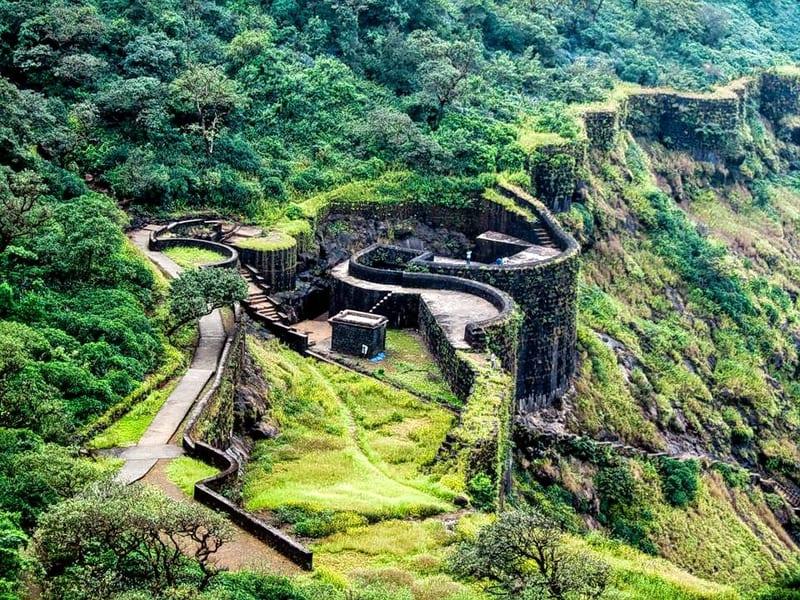 Raigad Fort Trek Image