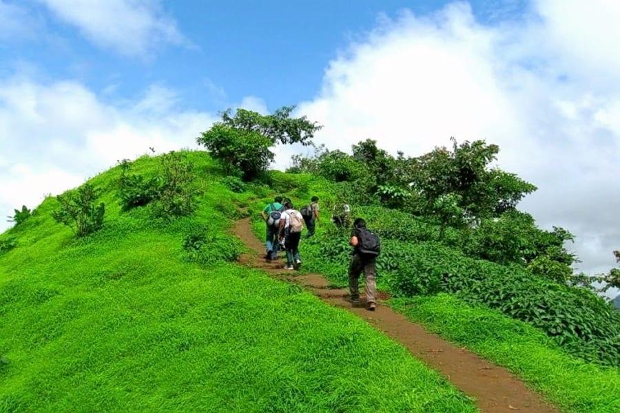 Trek To Tikona Fort From Pune Image