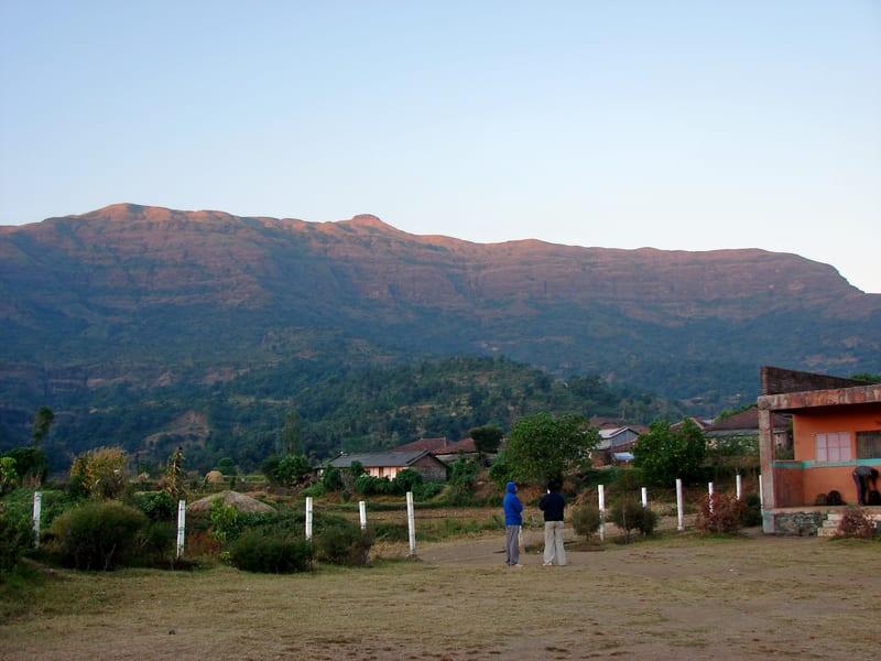 Kalsubai Camping Image
