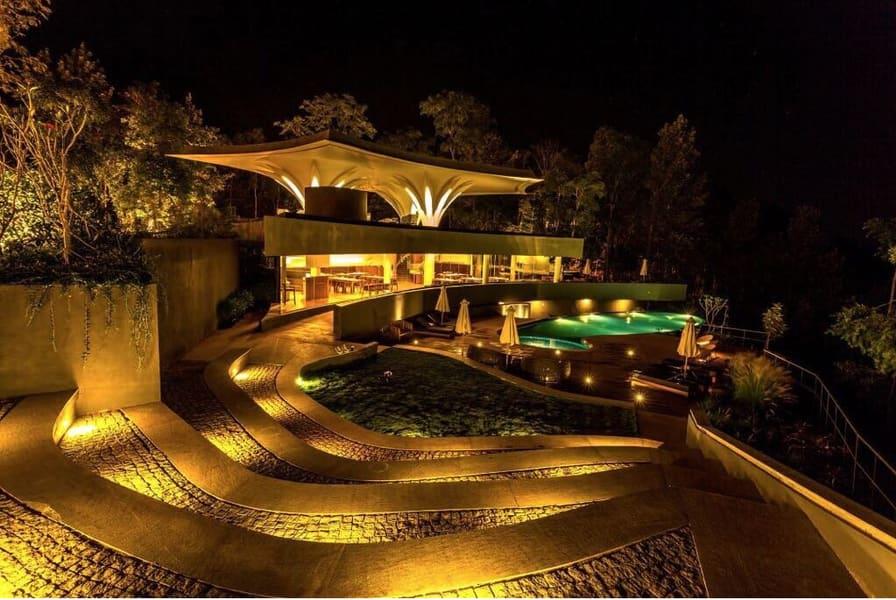 Java Rain Resort Image