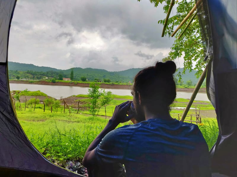 Vaitarna Camping Image