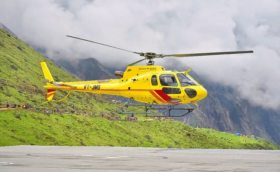 Amarnath Yatra Helicopter Package Image