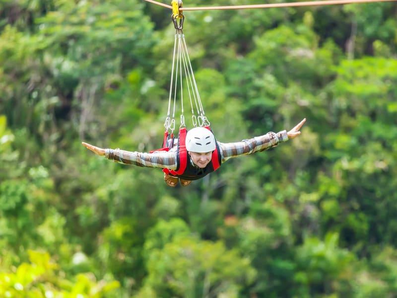 Flying Fox Rishikesh Image