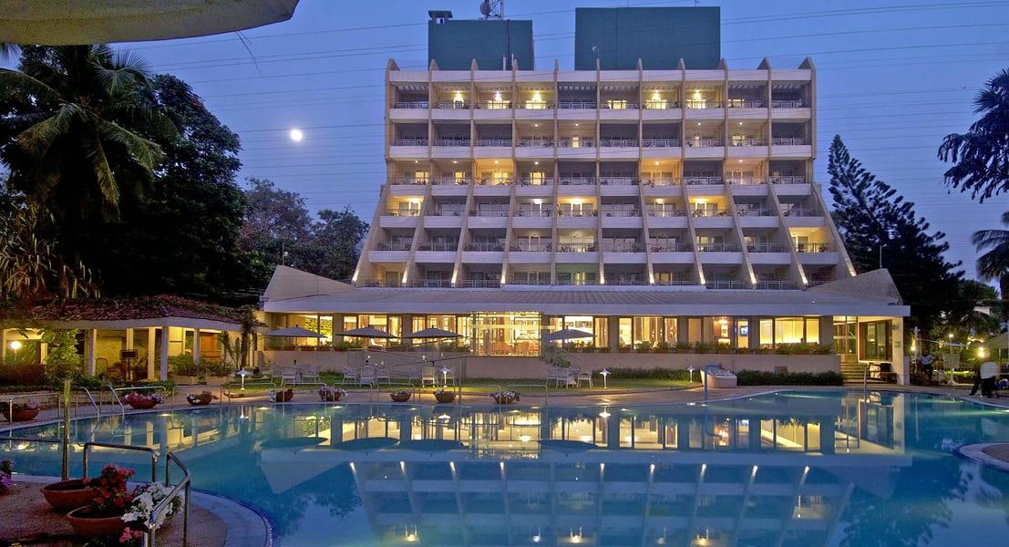 Adventure Resort At Aksa Beach, Mumbai Image