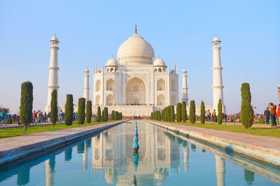 Delhi to Agra Mathura Vrindavan One Day Tour By Car Image