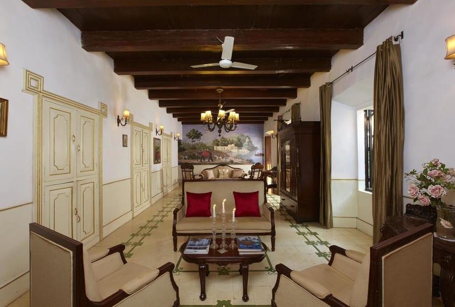 A Goan Village style Heritage Retreat in Siolim, Goa  Image