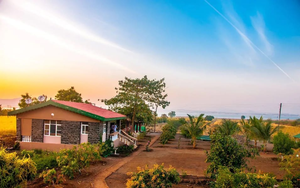 A Peaceful Villa on the backwaters of Gangapur Dam, Nashik Image