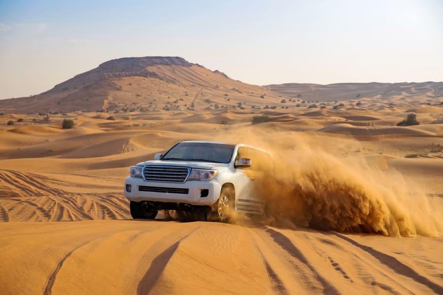 Red Dune Desert Safari in Dubai Image