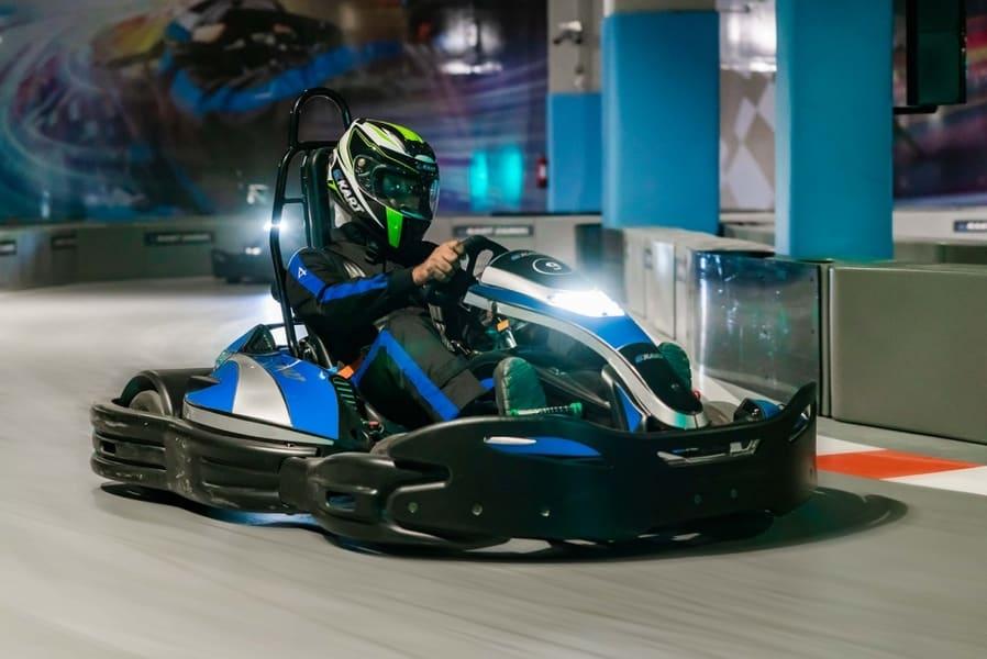 Go Karting Dubai Image