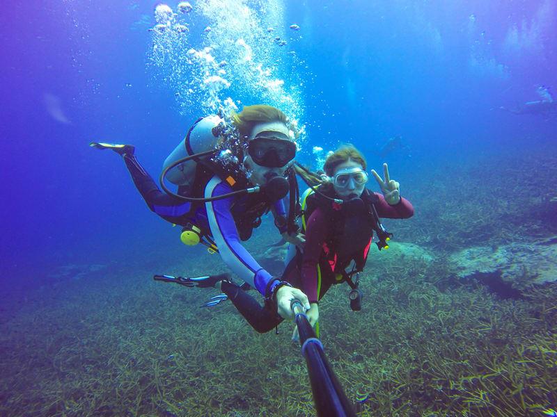 Scuba Diving In Pondicherry Image