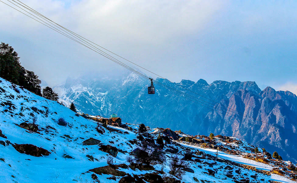 Delhi To Auli Package Image