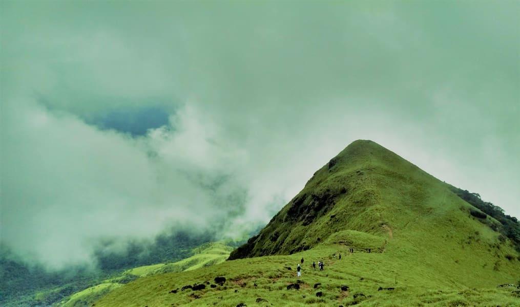 Kumara Parvatha Trek Image