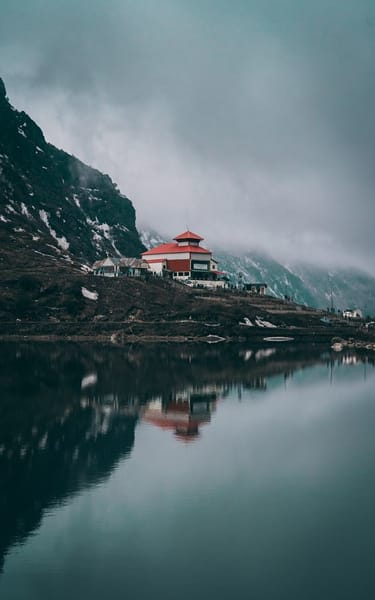 North Sikkim with Pelling Image