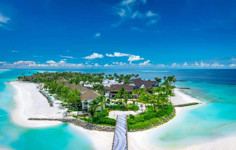 Saii Lagoon Maldives Image