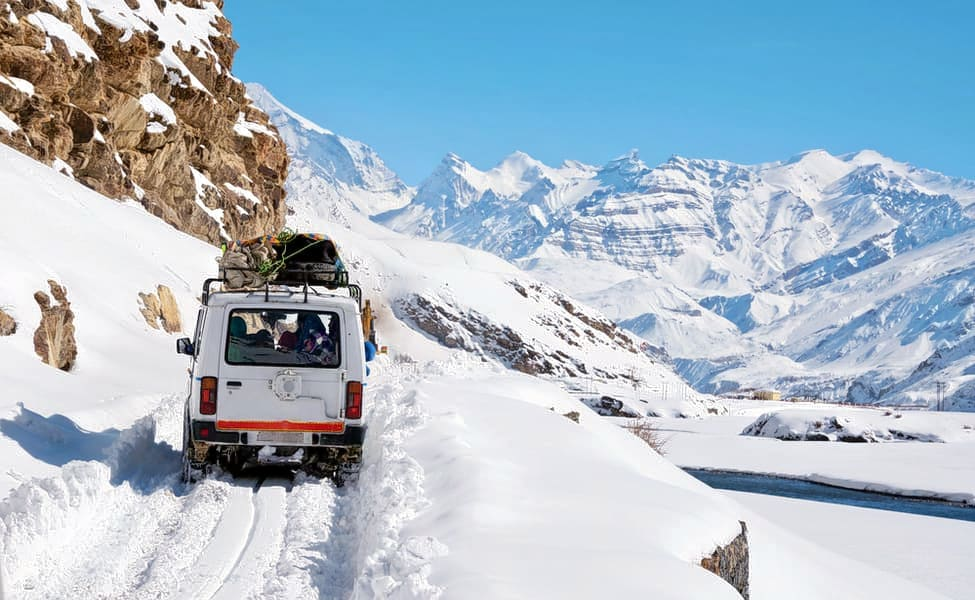 Spiti Valley Jeep Safari Image
