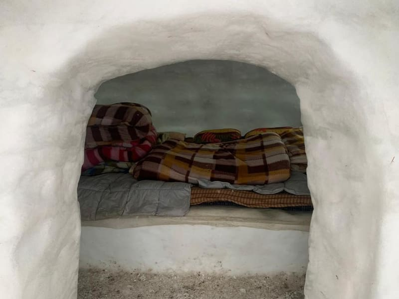 Manali Igloo Stay Image