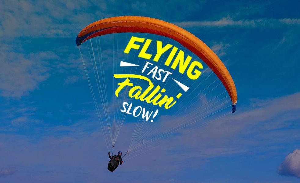 Kamshet Paragliding Image