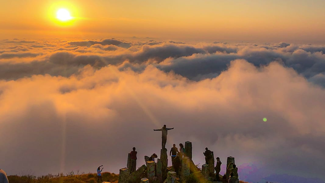 Skandagiri Sunrise Trek Image