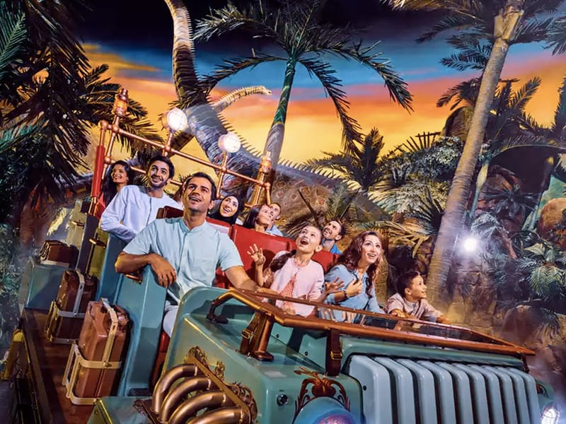 IMG Worlds Of Adventure Tickets Image
