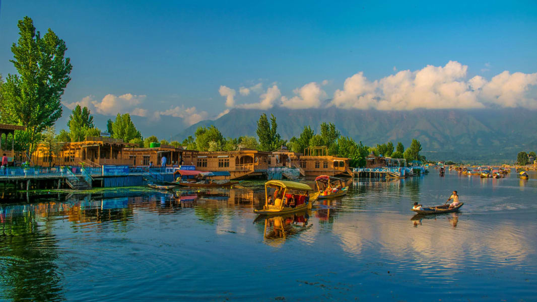 Kashmir Tour Package From Delhi Image